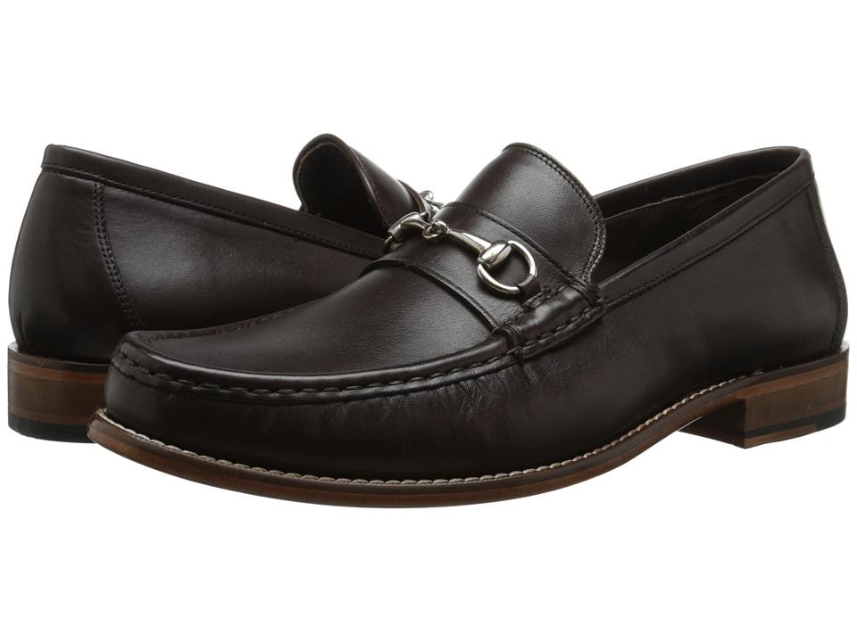 Cole Haan - Britton Bit Loafer (Chestnut) Men's Slip-on Dress Shoes