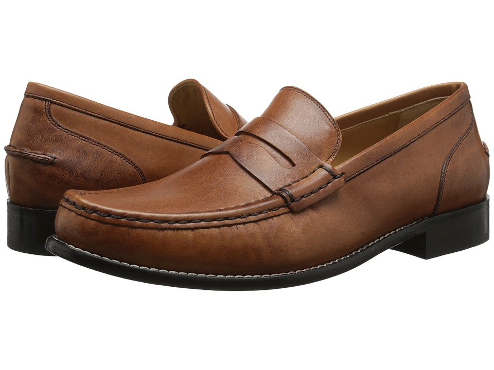 Cole Haan - Britton Penny (British Tan) Men
