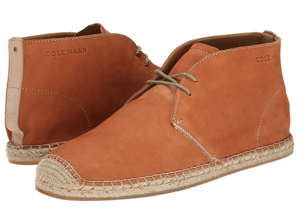 Cole Haan - Camden Chukka (British Tan) Men