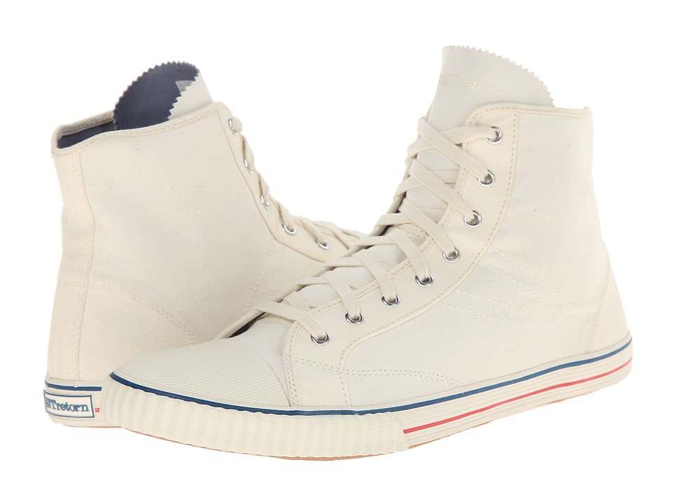Tretorn - Hockeyboot Canvas (Antique White) Men