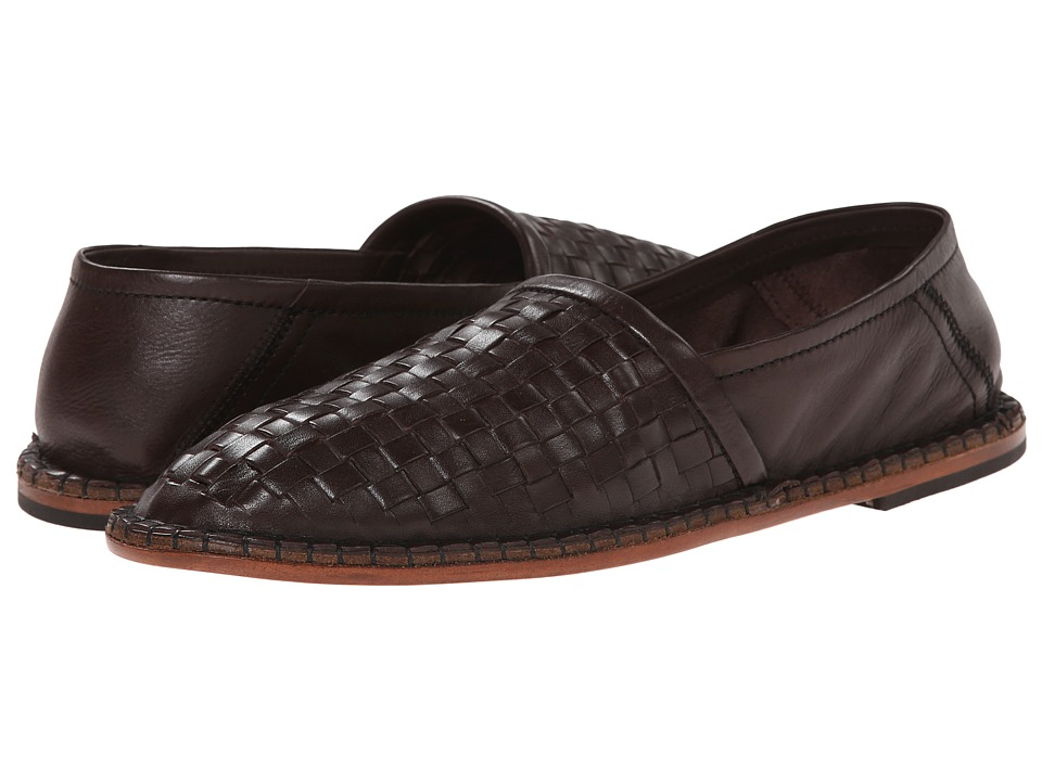 Cole Haan - Camden Woven Loafer (Chestnut) Men