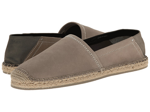Cole Haan - Camden Espadrille (Mason Grey) Men's Slip on Shoes