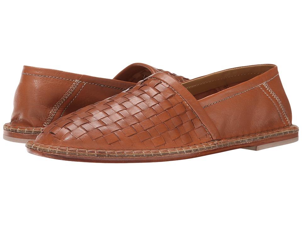 Cole Haan - Camden Woven Loafer (British Tan) Men
