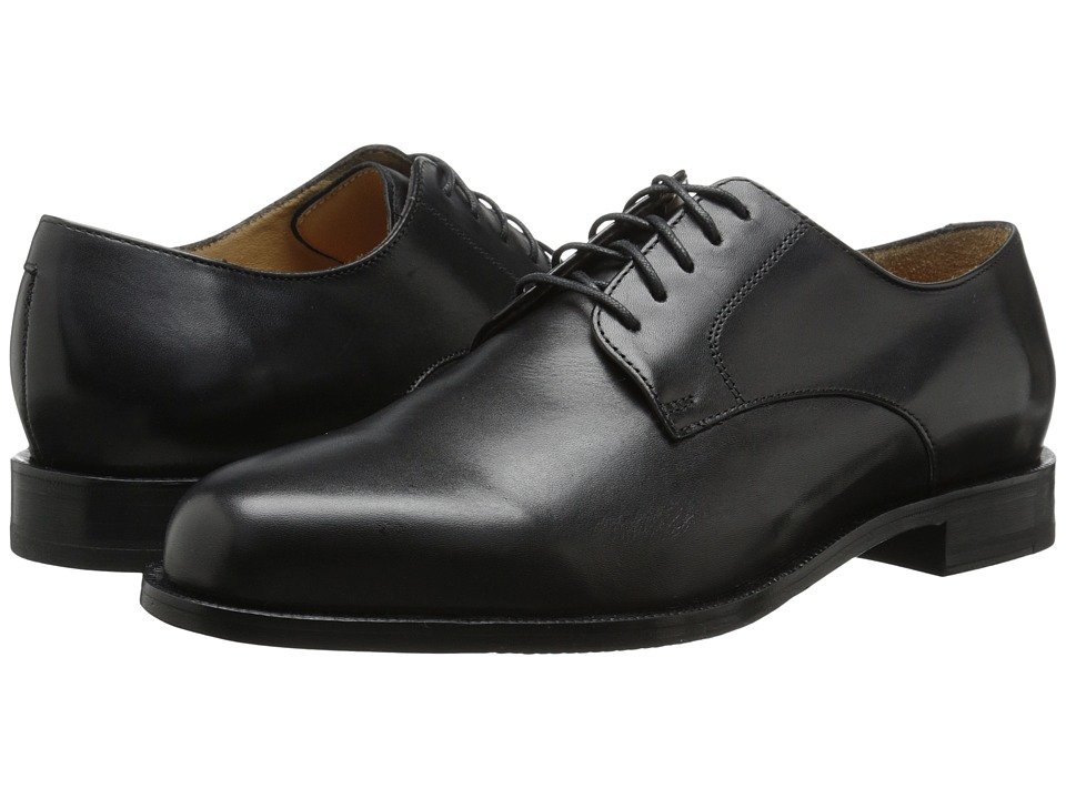 Cole Haan - Carter Grand Plain (Black) Men's Plain Toe Shoes
