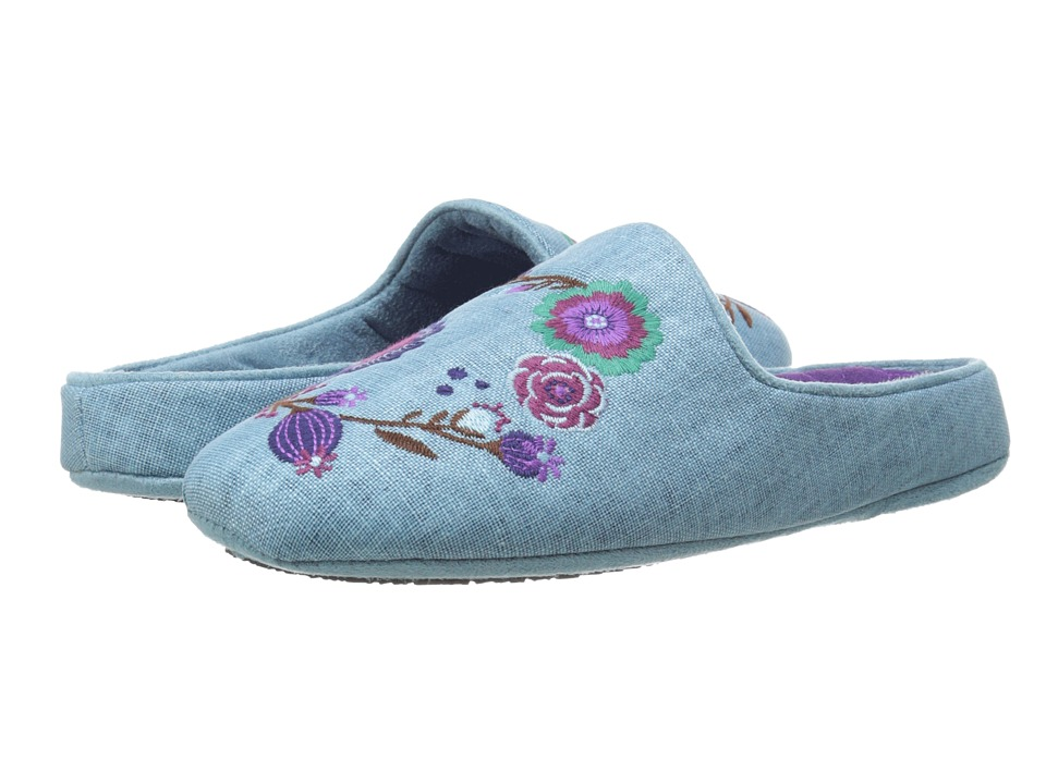 Acorn - Henna Scuff (Bluestar) Women's Slippers
