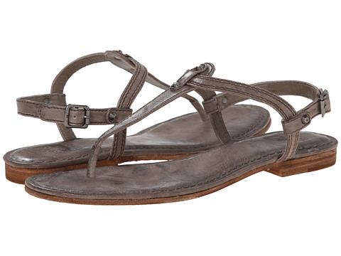 Frye - Carson T (Grey Antique Soft Vintage) Women