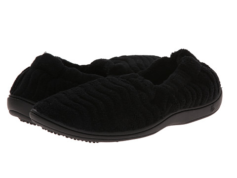 Acorn - Spa Support Moc (Black) Women