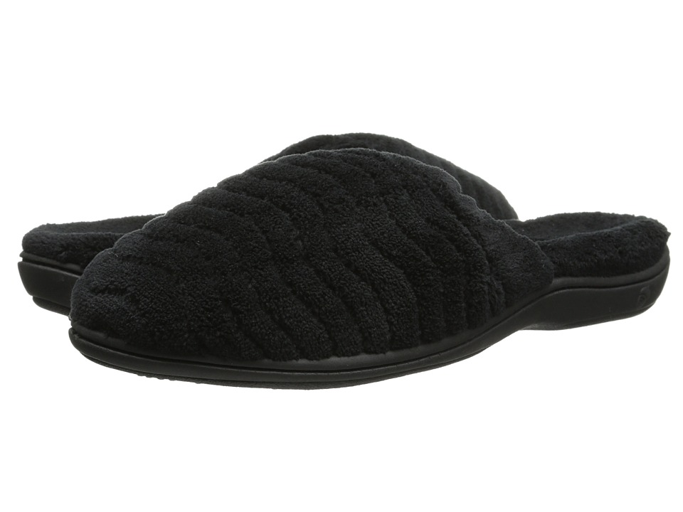 Acorn - Spa Support Scuff (Black) Women