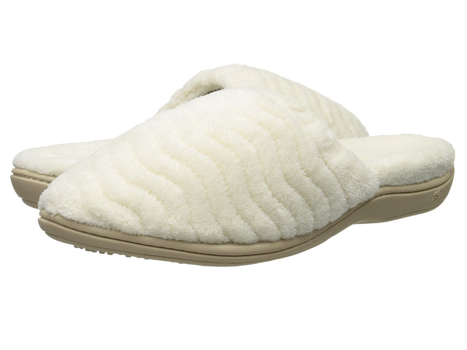 Acorn - Spa Support Scuff (Natural) Women's Slippers