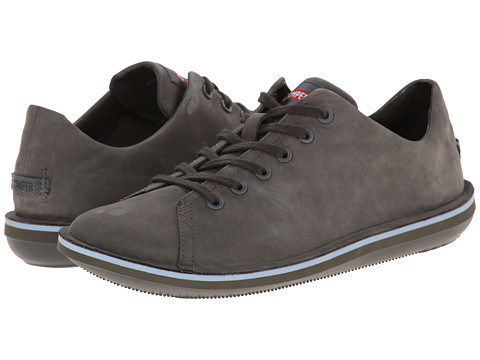 Camper - Beetle Lo-18648 (Dark Gray) Men's Lace up casual Shoes