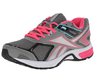 Reebok Quickchase Run (Flat Grey/Gravel/Solar Pink/Blue Pool/Silver Metallic/White)