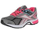 Reebok Quickchase Run (Flat Grey/Gravel/Solar Pink/Blue Pool/Silver Metallic/White)