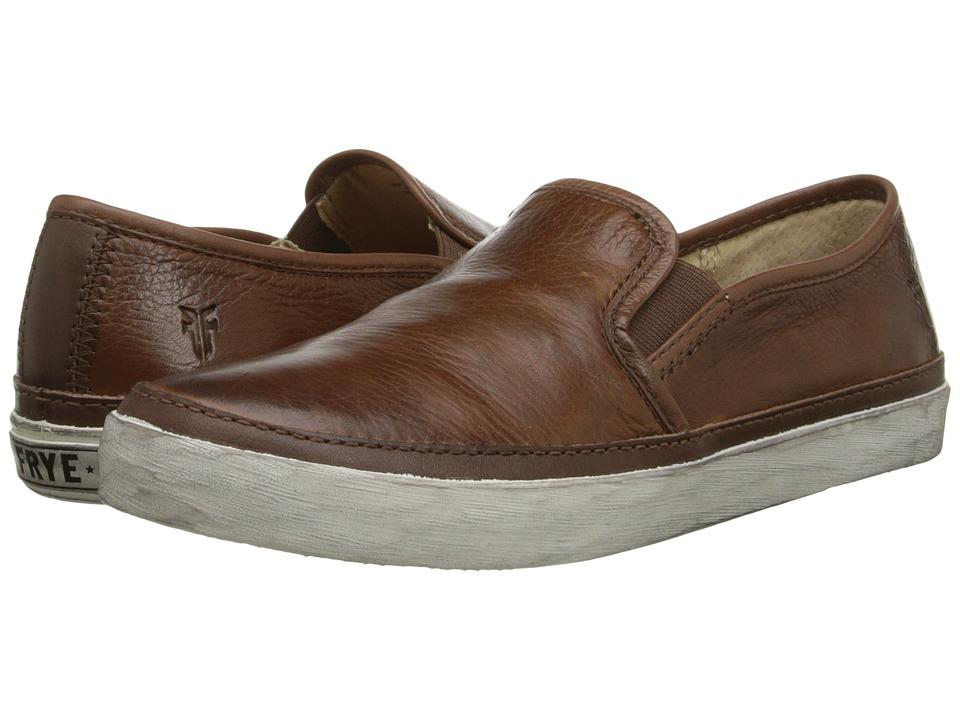 Frye - Gavin Slip-On (Cognac Soft Vintage Leather) Women