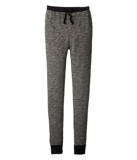 Young Fabulous & Broke Mini - Khan Pant (Little Kids/Big Kids) (Heather Grey) Girl's Casual Pants