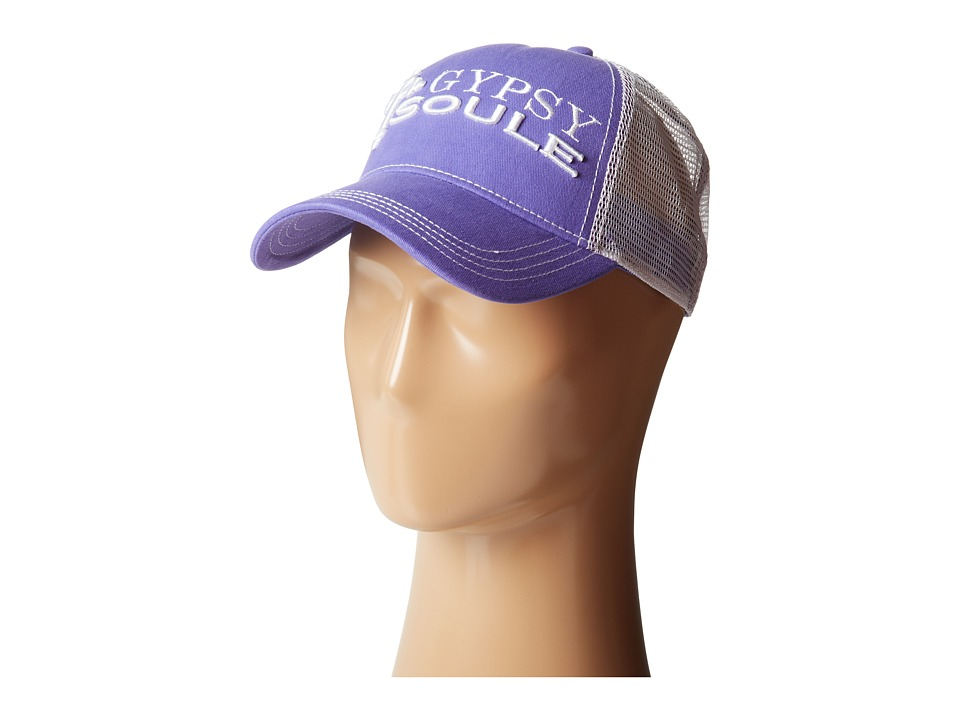 Gypsy SOULE - GYP-217 (Purple/White) Caps
