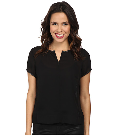 G-Star - Seola Short Shirt (Black) Women