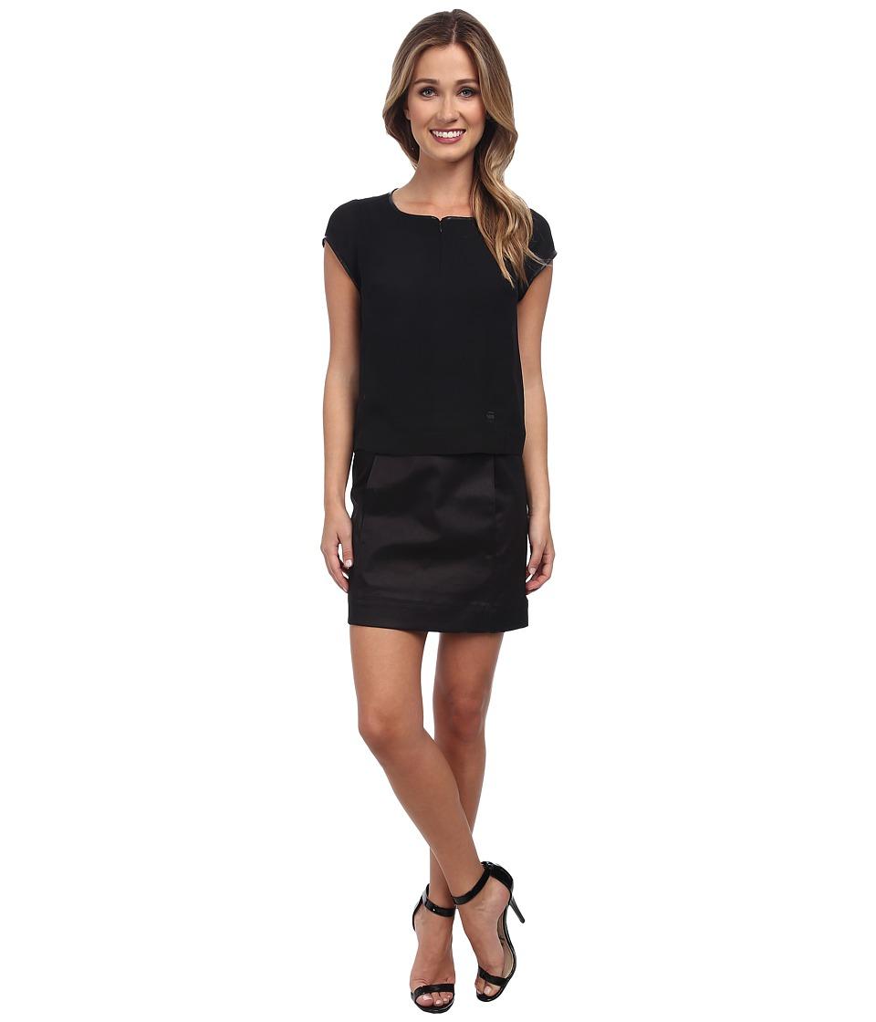 G-Star - Seola Dress (Black) Women's Dress