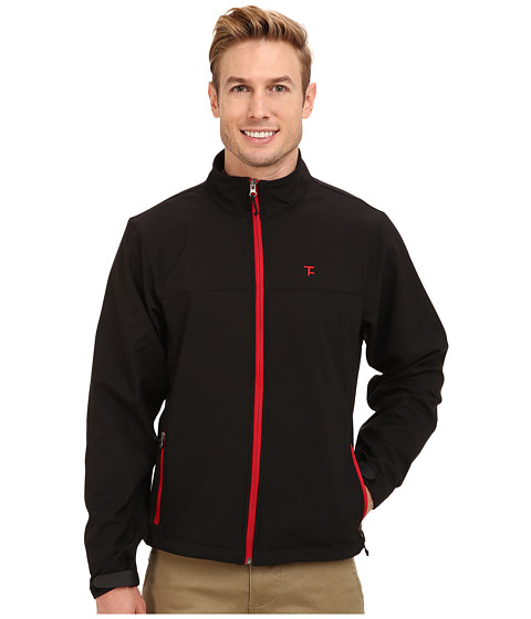 Tuf Cooper by Panhandle - L/S Fleece (Black) Men