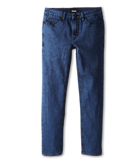 Hudson Kids - Jagger Skinny Jean in Roadster Blue (Big Kids) (Roadster Blue) Boy's Jeans