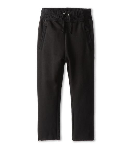 Hudson Kids - The Skinny French Terry Pant in Black (Little Kids/Big Kids) (Black) Boy's Casual Pants