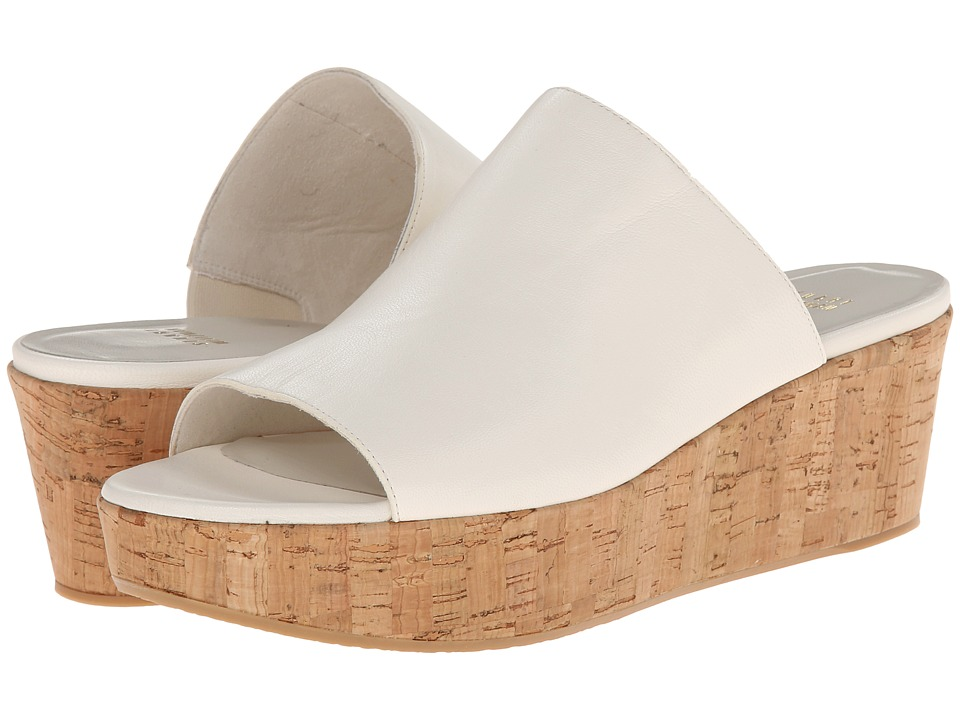 Stuart Weitzman - Muletrain (Chalk Vecchio) Women's Sandals