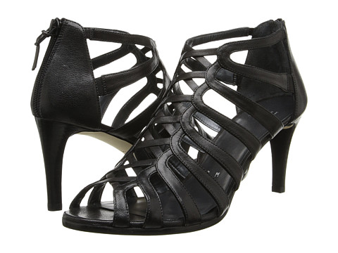 Stuart Weitzman - Exes (Black Vecchio) Women's Shoes