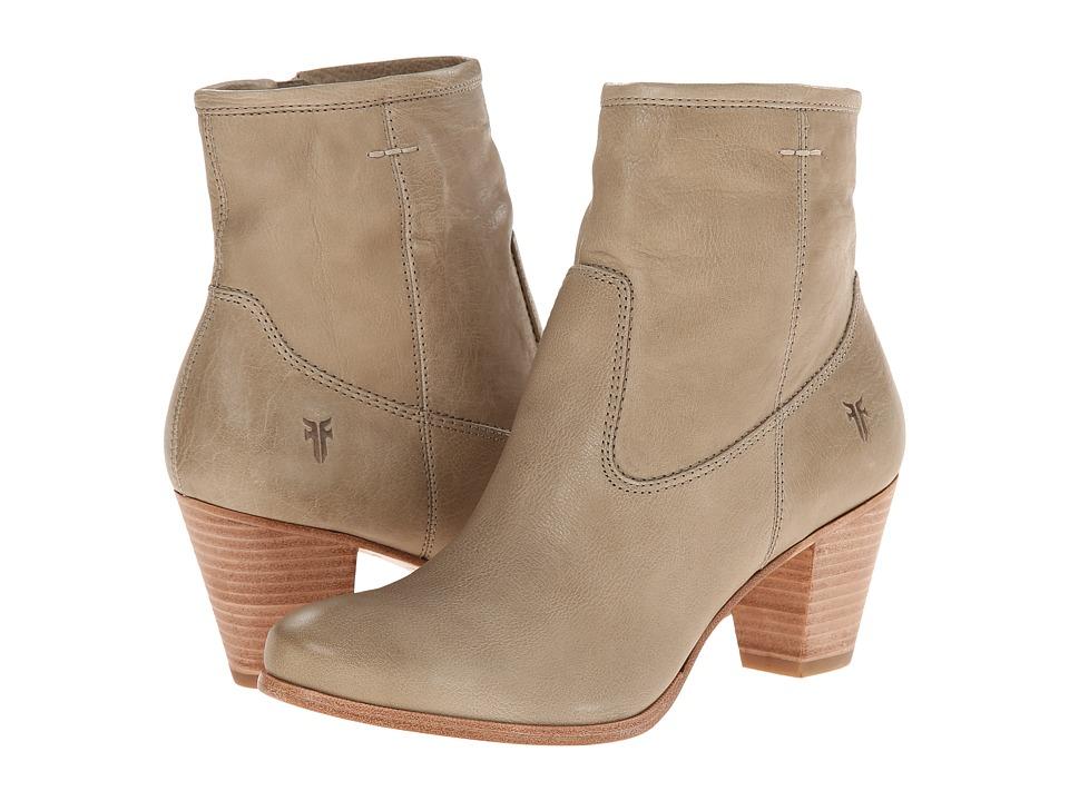 Frye Paulina Artisan Zip (Bone Washed Vintage) Cowboy Boots