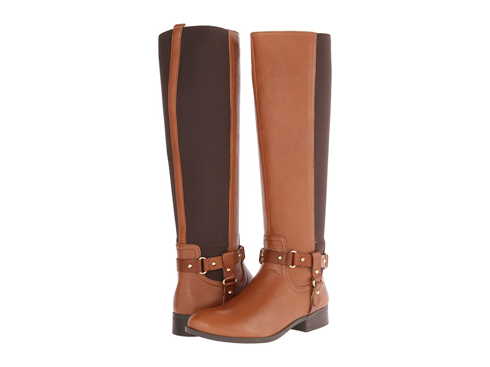 Jessica Simpson - Reade (Burnt Umber Milling Goat) Women's Pull-on Boots