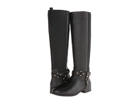 Jessica Simpson - Reade (Black Milling Goat) Women's Pull-on Boots
