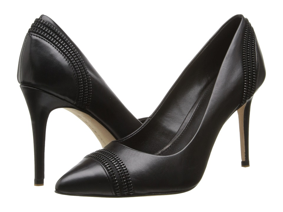 Elie Tahari - Amber (Black) High Heels