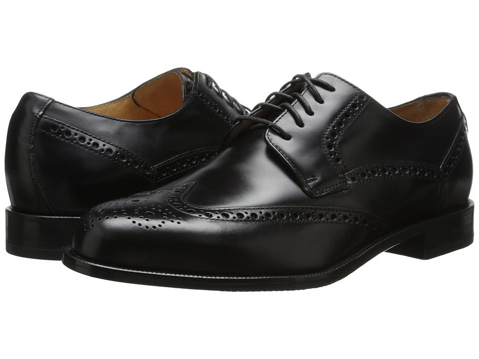 Cole Haan - Carter Grand Wing (Black) Men
