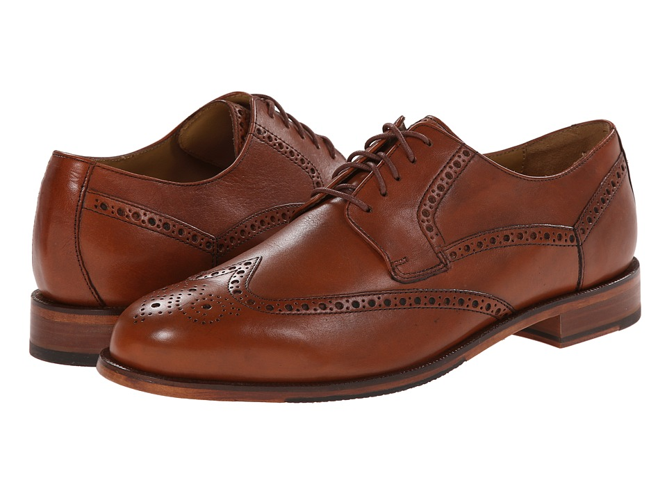 Cole Haan - Carter Grand Wing (British Tan) Men