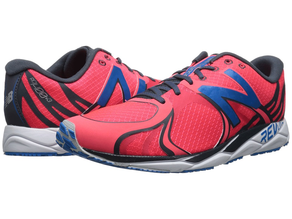 New Balance - M1400v3 (Red/Blue) Men's Running Shoes