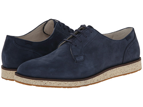 Camper - Magnus - 18897 (Navy) Men's Lace up casual Shoes