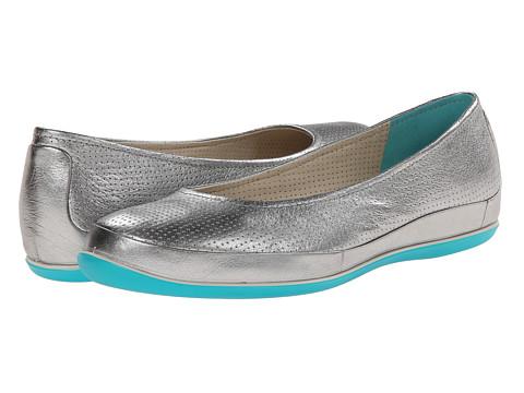 ECCO - Dlite Ballerina (Alusilver) Women's Shoes