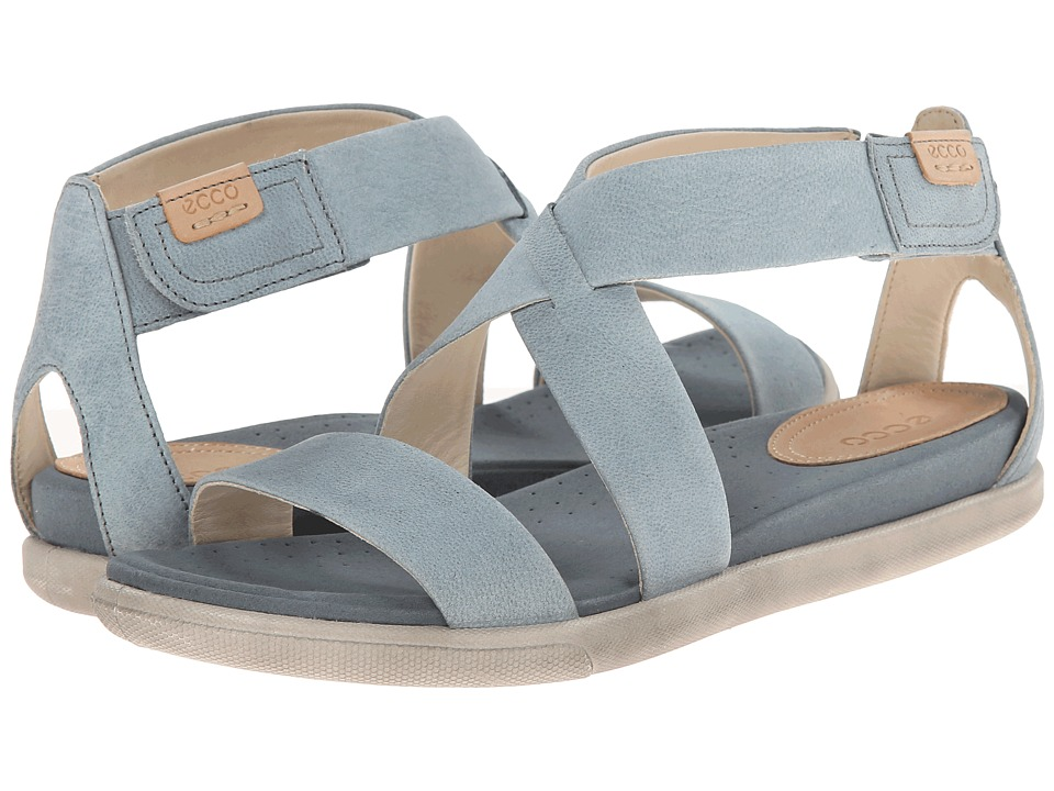 ECCO - Damara Strap Sandal (Trooper) Women's Shoes