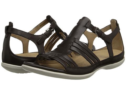 ECCO - Flash Huarache Sandal (Coffee 2) Women's Sandals