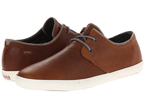 Camper - Motel - 18832 (Medium Brown) Men's Lace up casual Shoes