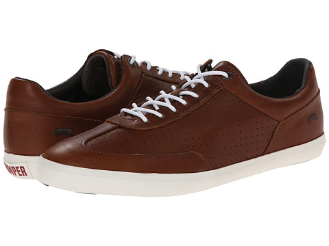 Camper - Motel - 18989 (Medium Brown) Men's Lace up casual Shoes