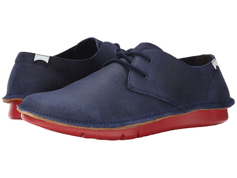 Camper - Oruga - 18738 (Navy) Men's Lace up casual Shoes