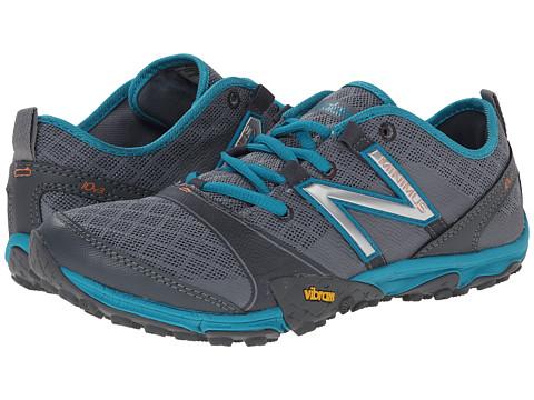 New Balance - WT10v3 (Grey/Green) Women's Running Shoes
