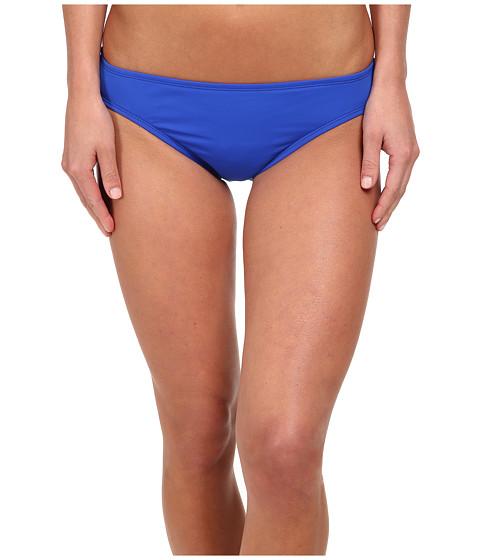 La Blanca - Core Solid Hipster (Cobalt/Cobalt/Academy) Women's Swimwear