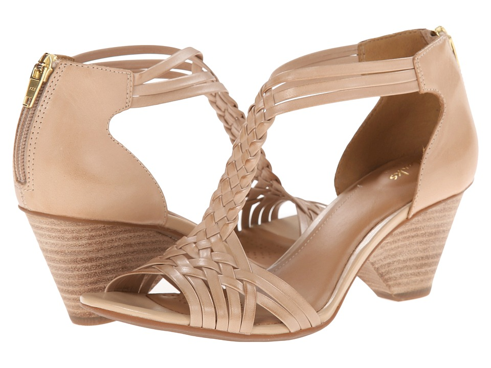 Clarks Ranae Monique (Nude Leather) Women