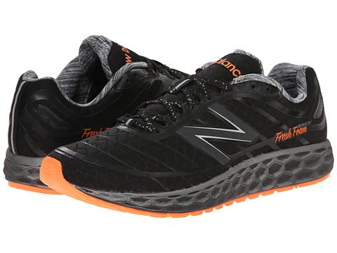 New Balance - Fresh Foam Boracay (Black/Orange) Women's Running Shoes