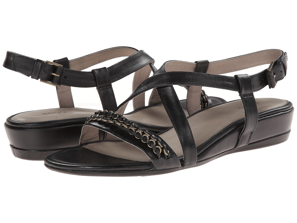 ECCO - Touch 25 Sandal (Black) Women's Shoes
