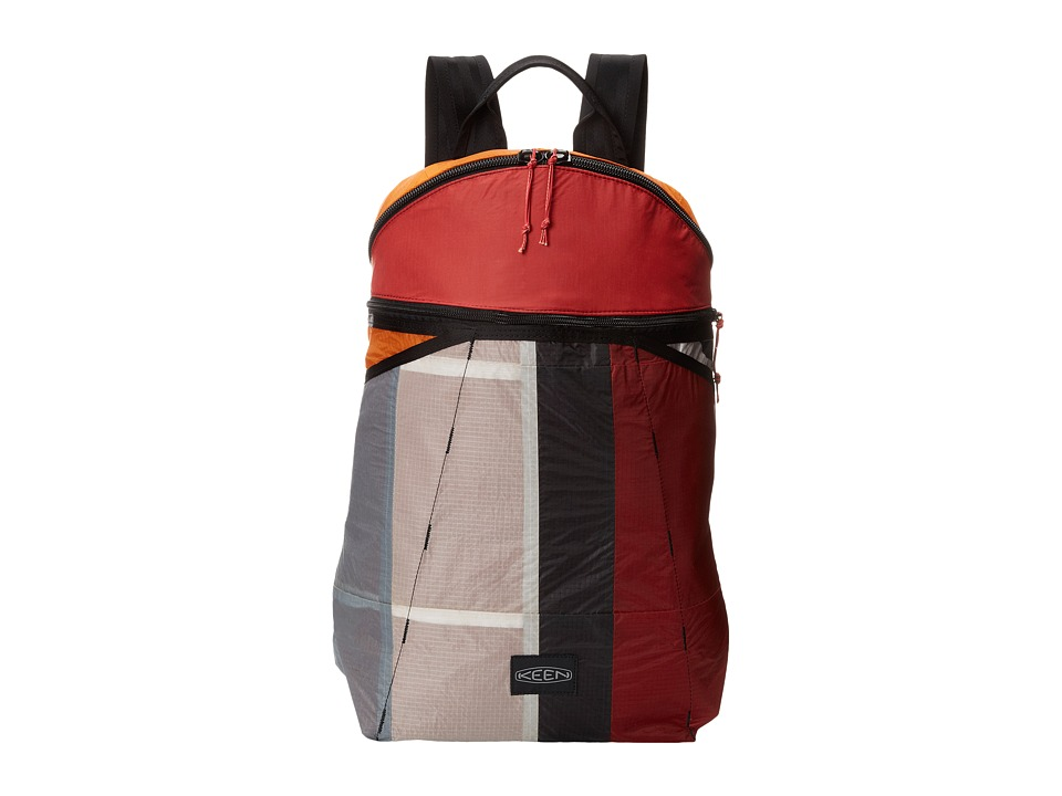Keen - Harvest IV Daypack (Red/Purple/Orange) Day Pack Bags
