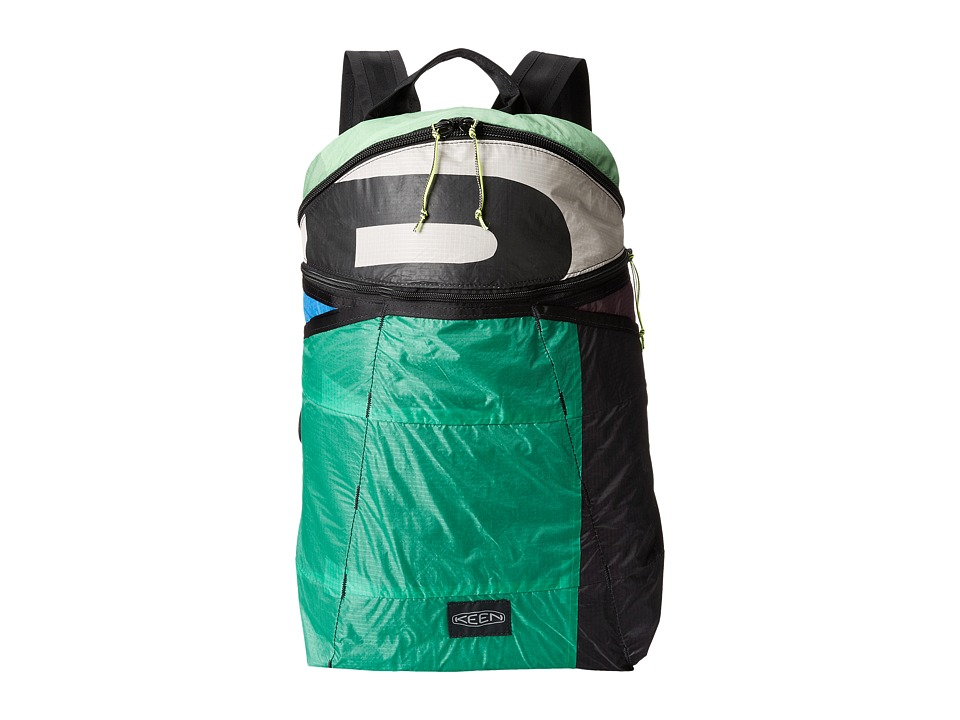 Keen - Harvest IV Daypack (Blue/Green) Day Pack Bags