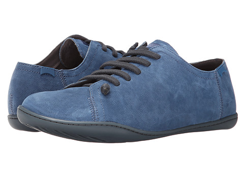 Camper - Peu Cami - Lo-17665 (Medium Blue) Men's Lace up casual Shoes