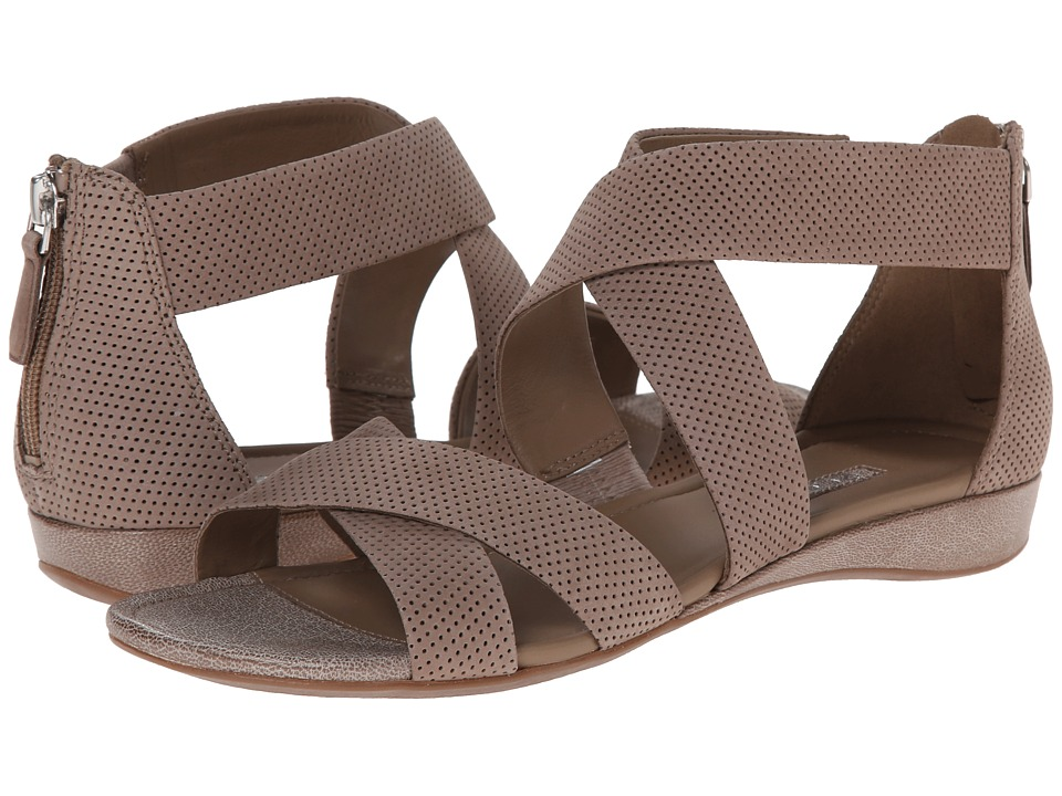 ECCO - Bouillon Band Sandal II (Sepia/Sepia) Women's Sandals