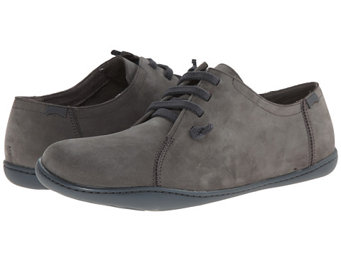 Camper - Peu Cami Basket Fold-18736 (Dark Gray) Men's Lace up casual Shoes
